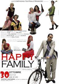 Happy family 30 10 13 Siziano