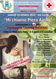 Mi chiamo Piera Aiello 10 10 14 Opera CRI Locandina