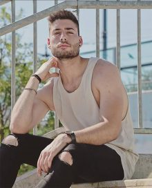 Marco Marra - attore Maskere