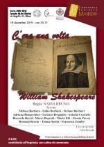 19 12 19 Milano - C'era una volta... W. Shakespeare