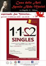 13 2 20 Milano - Singles