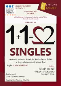 SINGLES (corto) @ Cologno Monzese